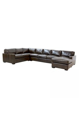 IO Metro Shaw XL Sectional RHF Chaise