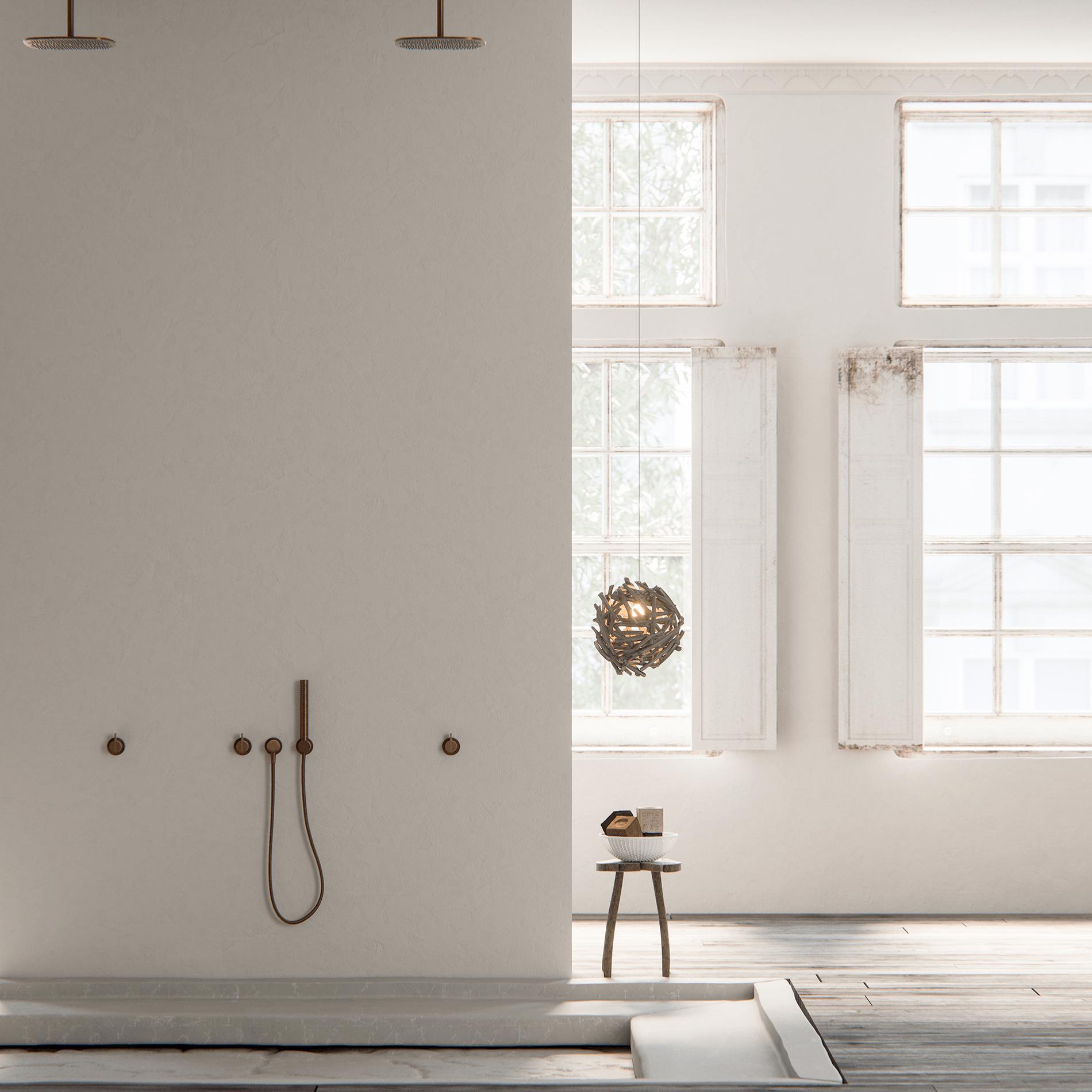10 x 6 badezimmerdesigns berlin  loft in   bathrooms  pinterest  bathroom minimalist