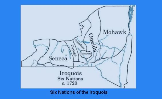 facts about iroquois confederacy