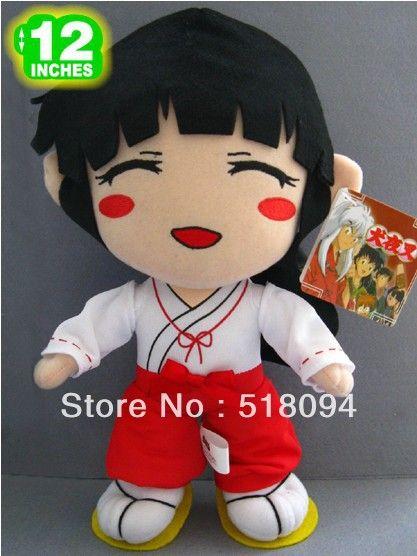 Barato Frete Grátis japonesa Anime Cartoon Inuyasha Kikyou Plush Toy Plush Doll Figura Gift5pcs Toy / lot, Compro Qualidade Filmes & TV diretamente de fornecedores da China: descriçãoo nome:commodity material: pelúciacondição:100% novotamanho:12 polegadaspeso: 0.3kg/pcspagamento1. nós aceitamo