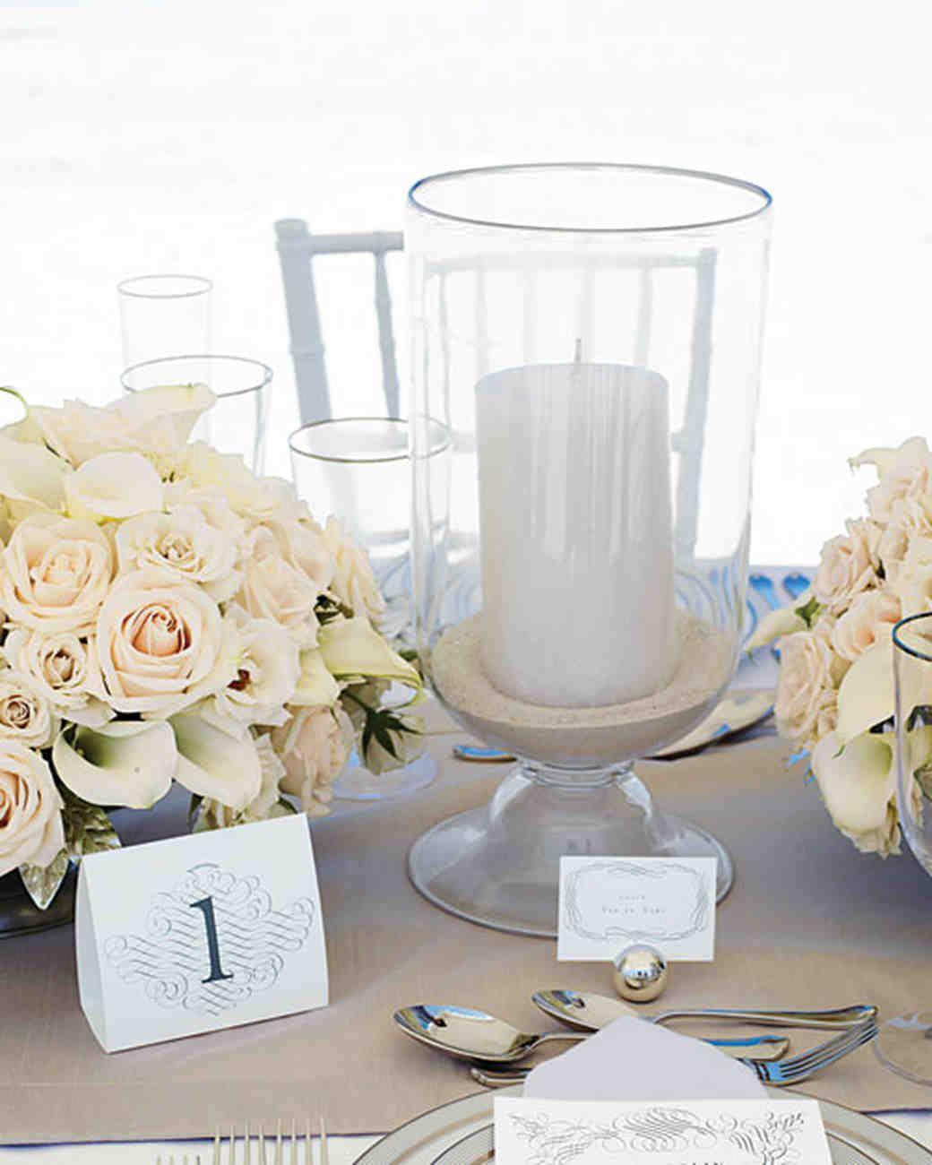 Beachy Centerpiece | Wedding Centerpieces | Pinterest | Beachy ...