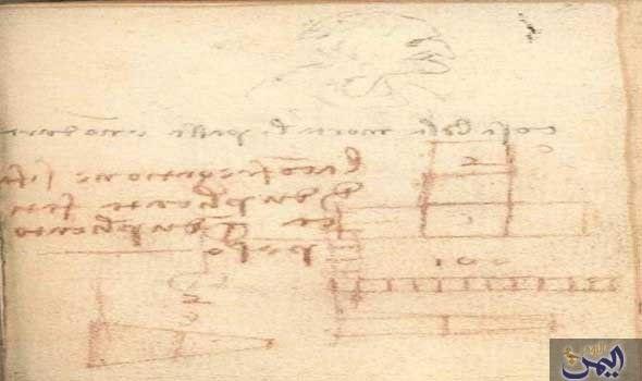 باحثون يفهمون معنى Leonardo Da Vinci Mirror Writing Leonardo