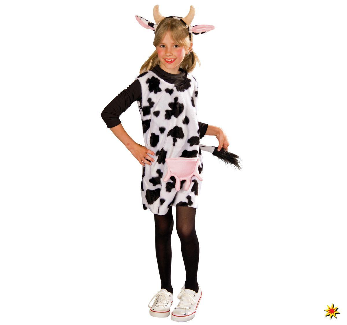 Kinder Kostüm Kuh Annabel in 2020 | Kinder kostüm ...