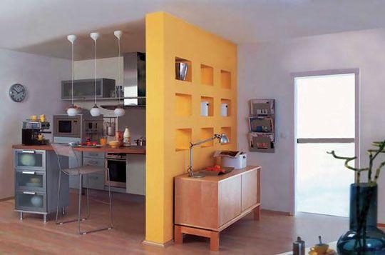 ytong-design-perete-despartitor | Wohnen - drinnen und