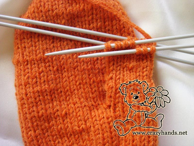 Mitten Pattern To Knit Cute Mittens Third Free Knitting Pattern For