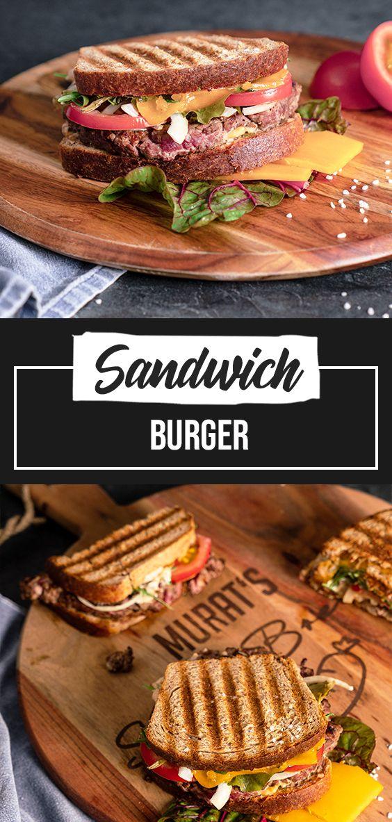 Sally & # 39; s World: le Big Mäc Sandwich Burger de Murat et Güni