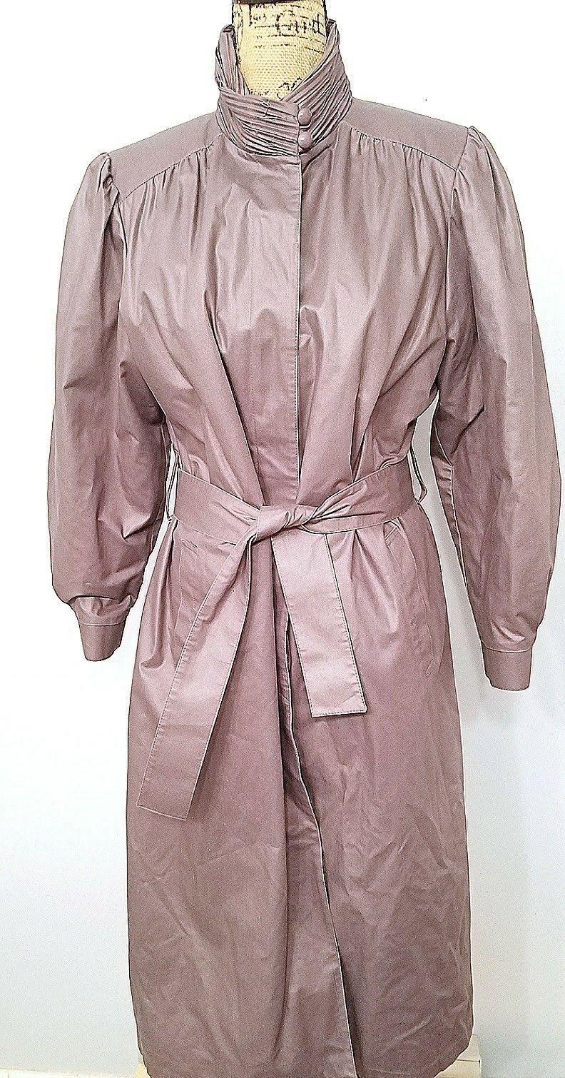 Fog Convertible Classic Womens Vtg London Gray Euc Size 14 CxthrBsdoQ