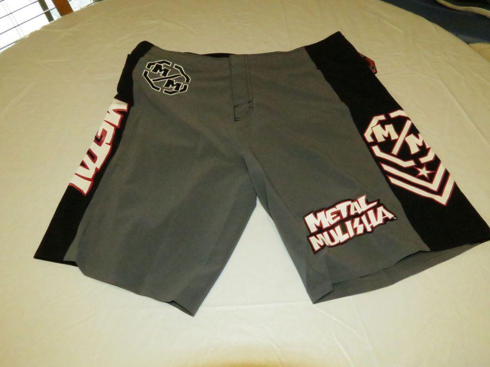 0a3ddd057eae5 Metal Mulisha Revelation II Fight shorts mens board swim trunks 36  charcoal*^ #MetalMulisha #fighttrainingshorts