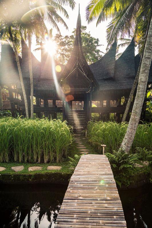 Bambu Indah Hotel, Bali, Indonesia