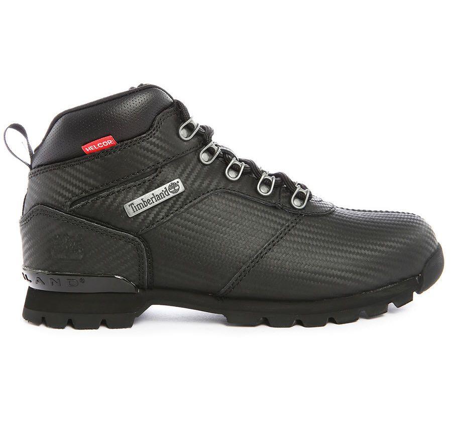 Boots homme MenLook, achat Boots Euro Hiker Helcor Noir TIMBERLAND prix  promo MenLook 149,