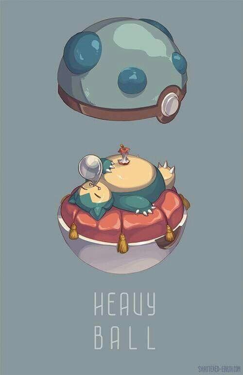 Heavyball