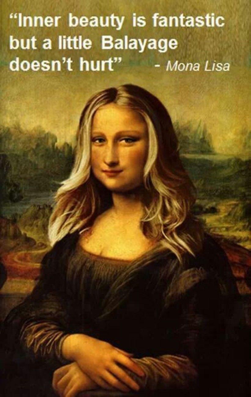 Pin by S Carter on Mona Lisa Remixed Lisa hair, Hair