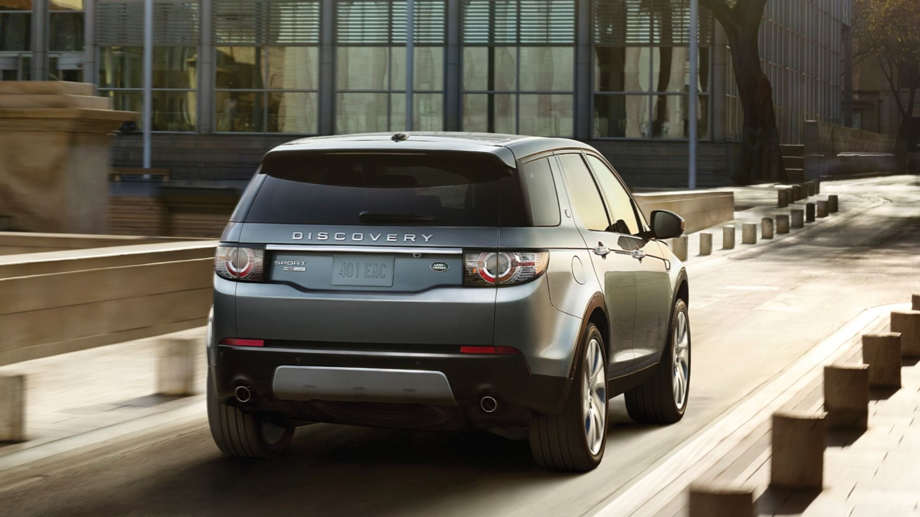 2015 land rover discovery sport back Land rover, Land