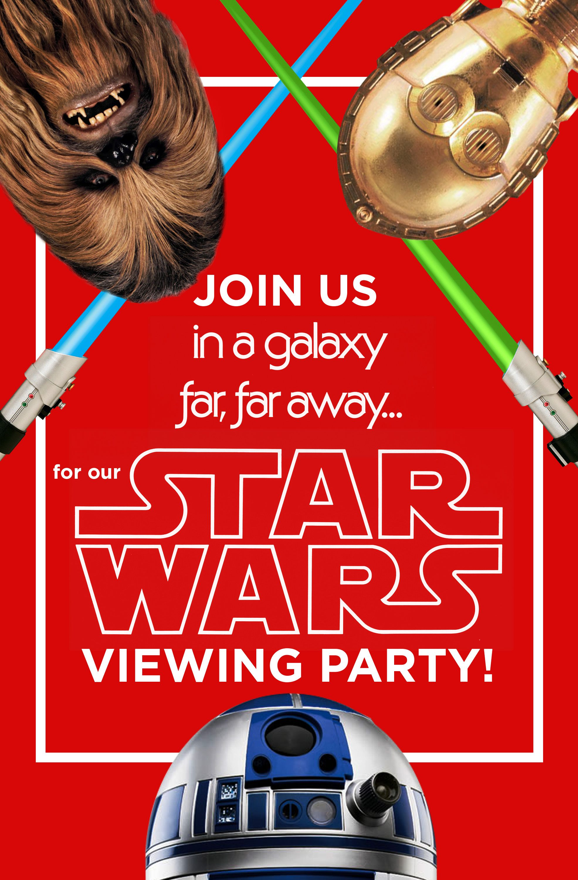 Top 5 Ideas for a Star Wars Viewing Party | HelloSociety Blog