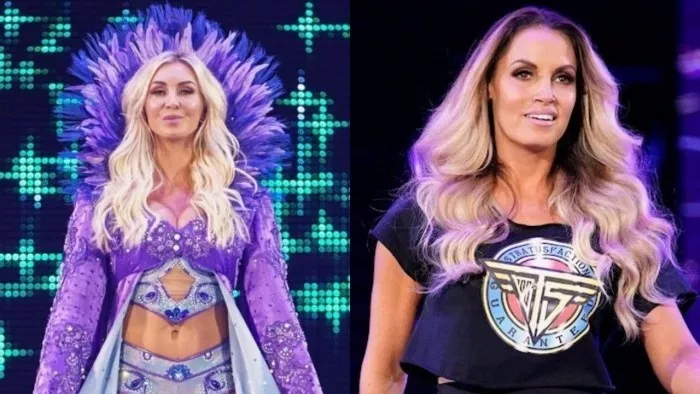 Reveal The Odds For Trish Stratus Vs Charlotte Flair Wrestling News And Rumors Trish Stratus Charlotte Flair Wrestling News