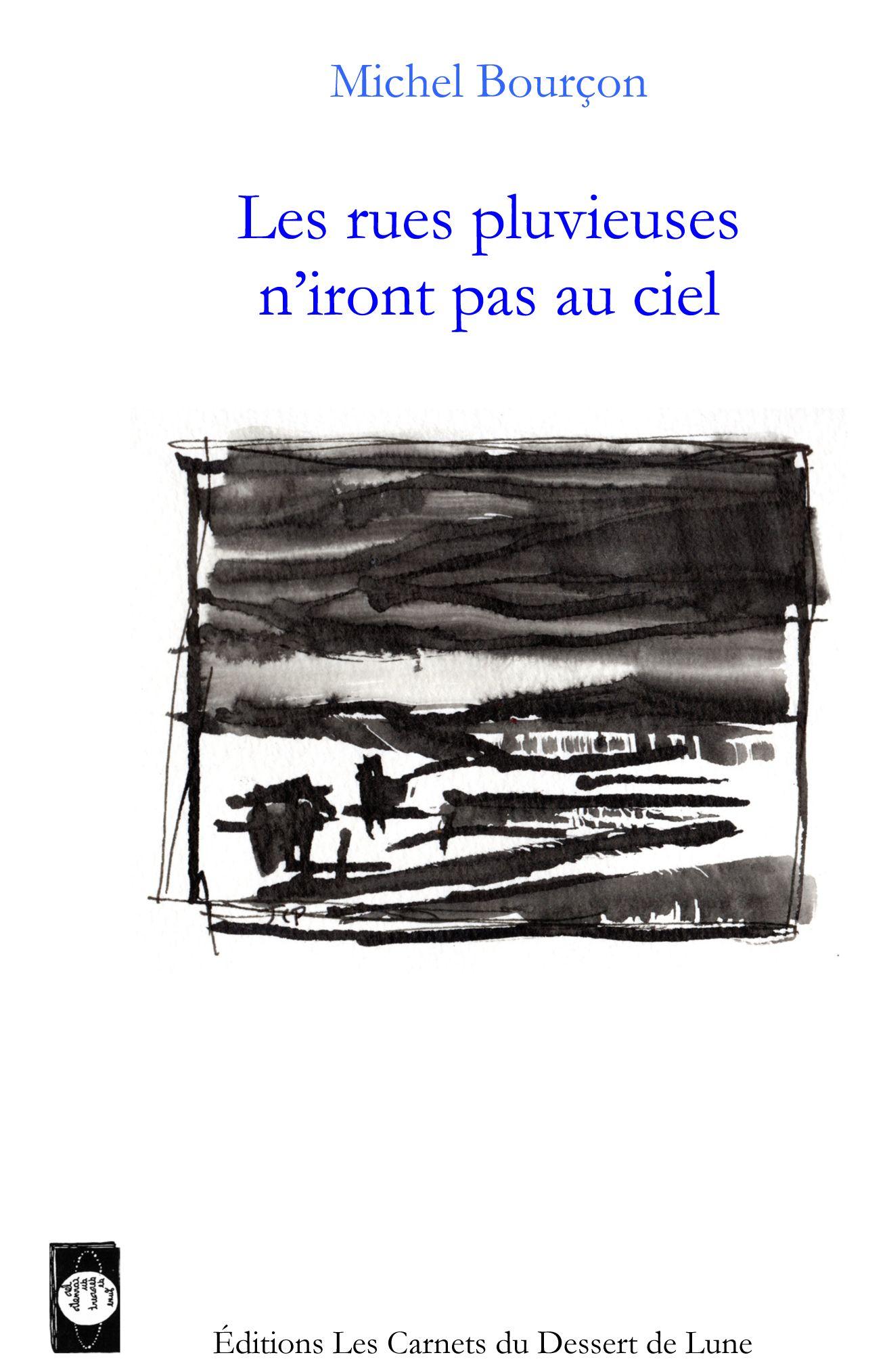 Rue pluvieuses n'iront pas au ciel (Les) :: Marché de la Poésie 2014 ::