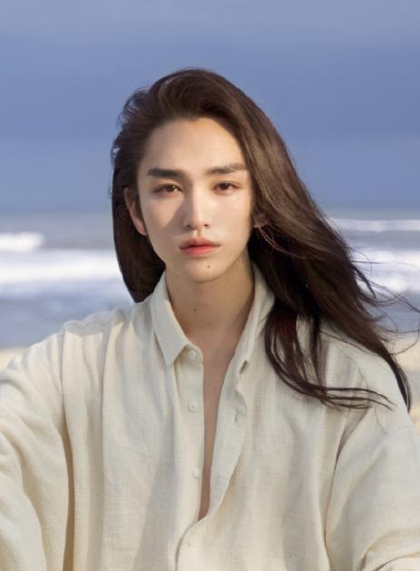 Asian おしゃれまとめの人気アイデア Pinterest Aisyah Azmi 長い髪の男 ヘアスタイル ロング 長髪 イケメン