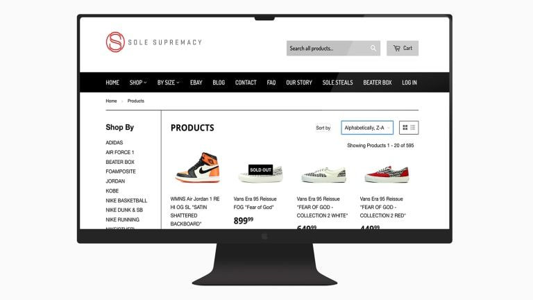 The Best Sneaker Resale Sites Right Now
