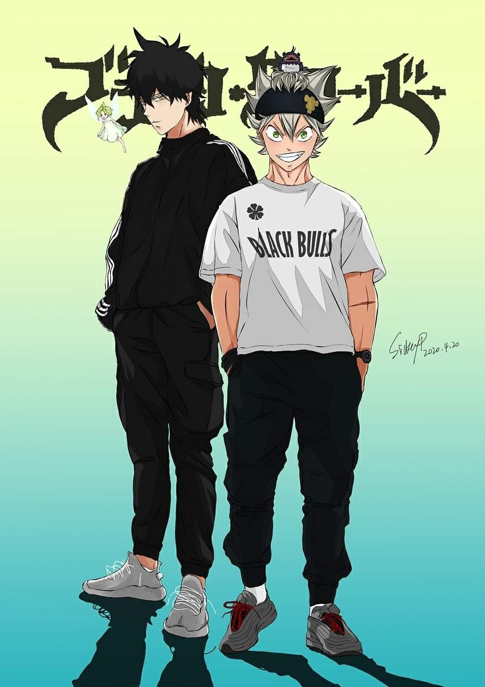 Pin By Roberto Nieves Alvarez On Black Clover Black Clover Manga Black Clover Anime Black Anime Characters