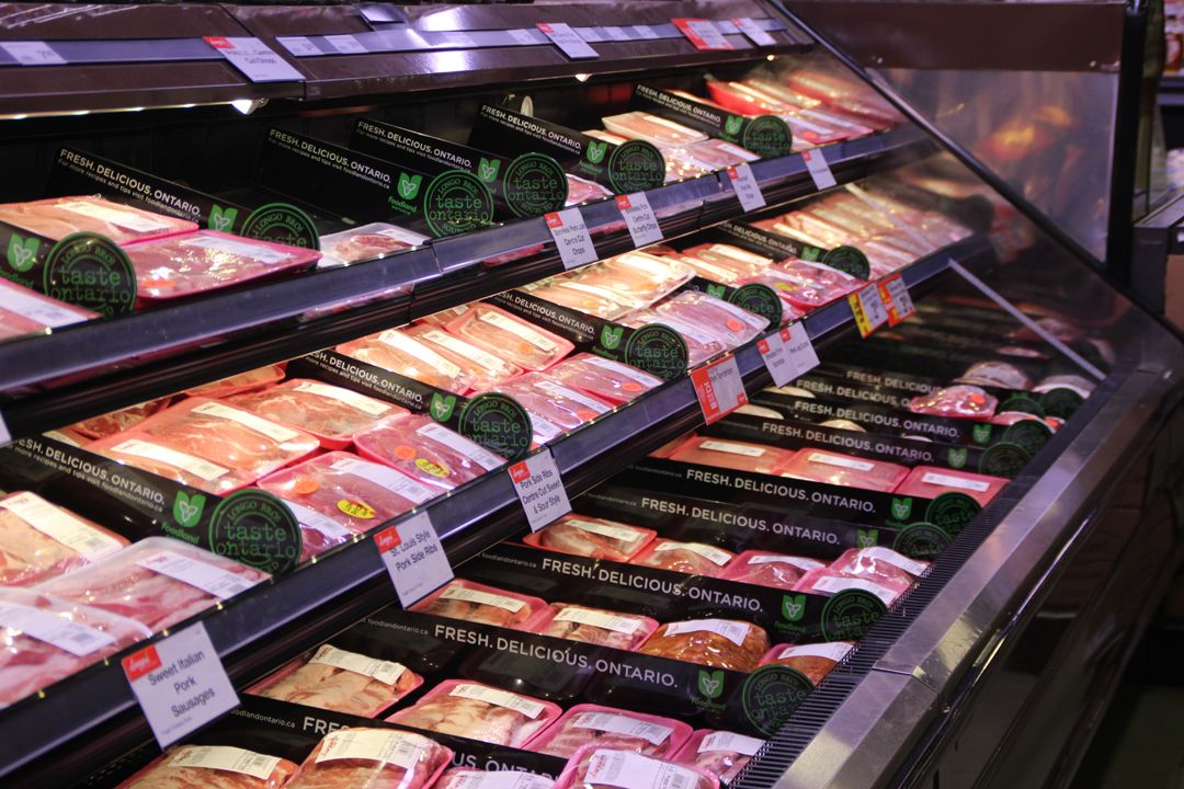 Foodland Ontario Don T These Meat Dividers At Longo S Look Fantastic Ontario Divider
