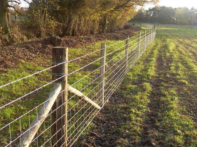 Portable Livestock Panels And Corral Fencing Farming