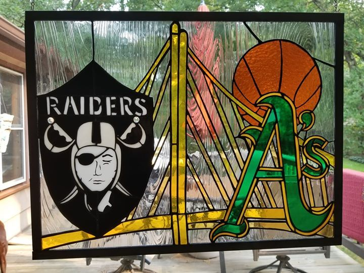 For the person who loves oakland sports teams you have it