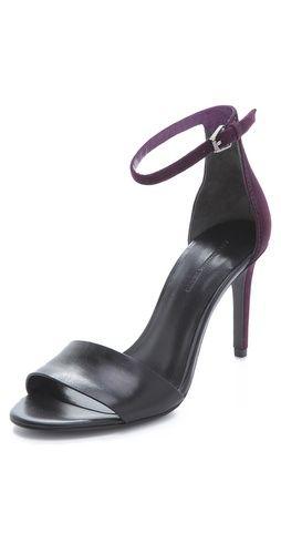 wish list: Alexander Wang Carmen High Heel Sandals