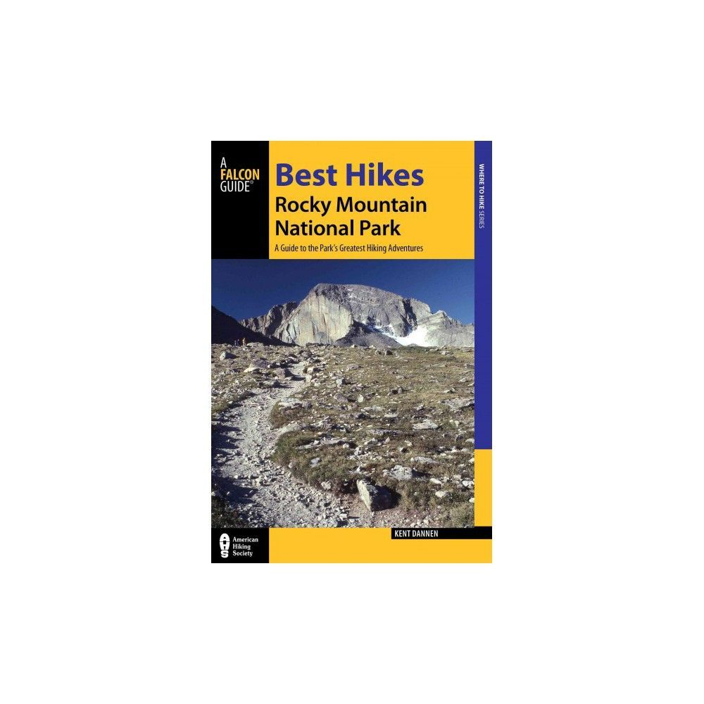 Falcon Guide Best Hikes Rocky Mountain N ( Where to Hike) (Paperback)