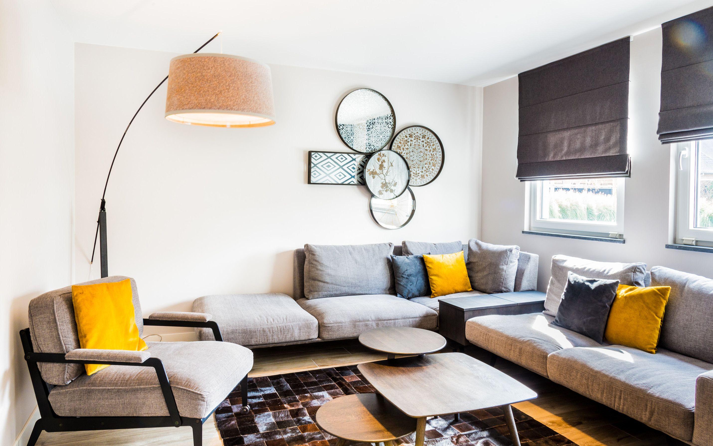 Une maison belge agrandie et décorée par une designer d\'intérieur ...