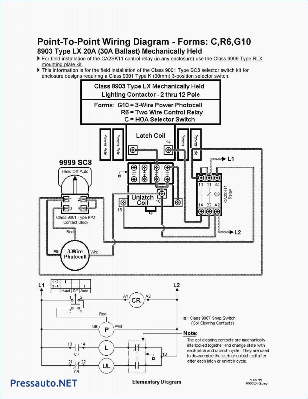 Tork Wiring Schematic For Lighting Contactor And Photocell In 2020 Diagram Unique Lighting Circuit Diagram