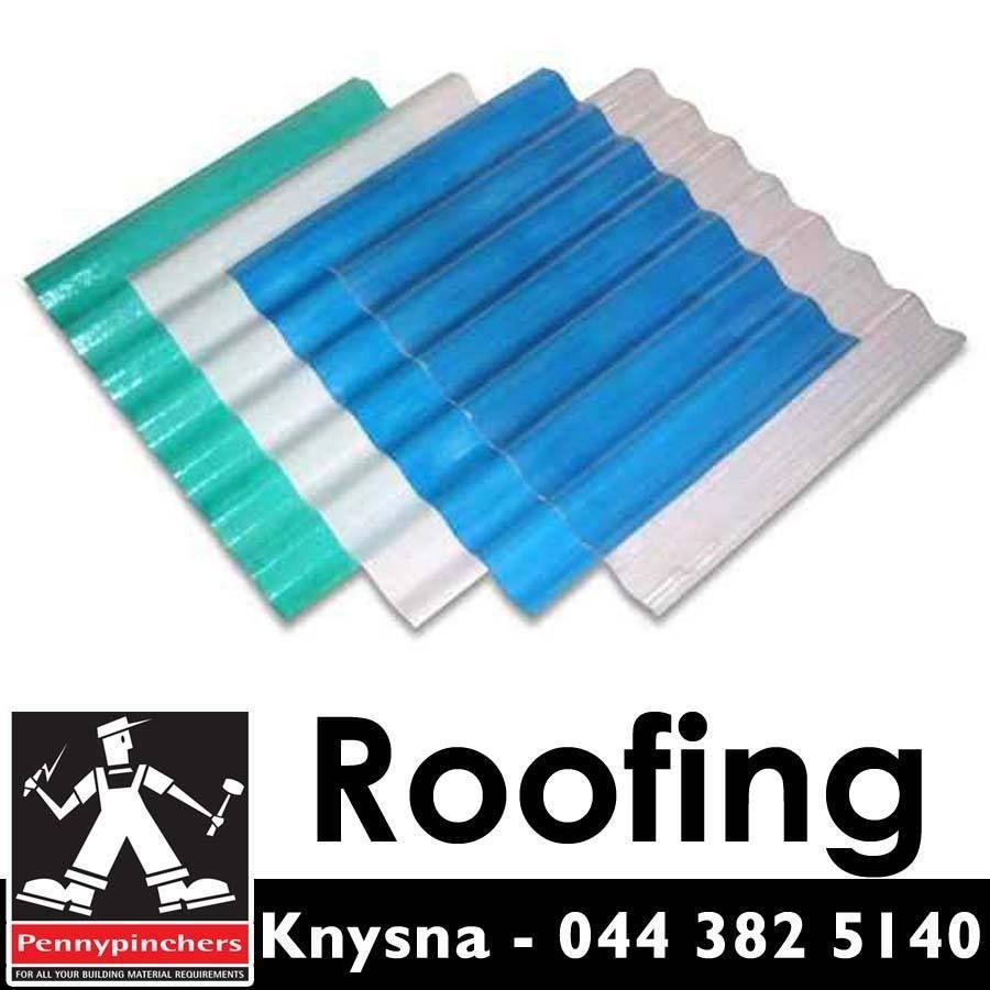 Best Roofing Corrugated Fibreglass Ibr Galvanised Nutec 400 x 300