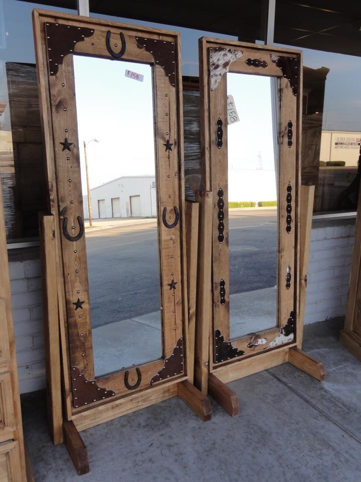 Driftwood Mirror Full Length