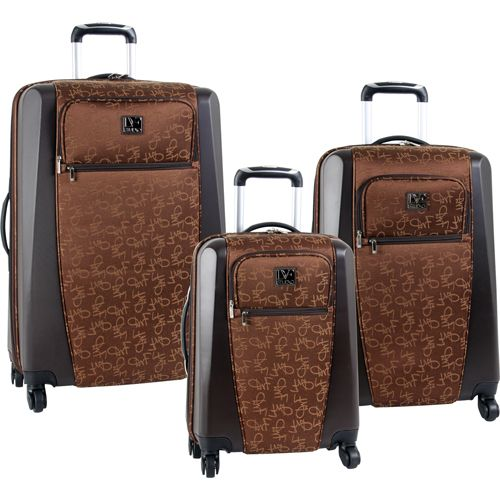 Diane Von Furstenberg manufactures the luggage with a suggested ...