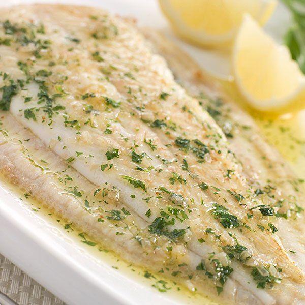 Recetas de filete de pescado para dieta