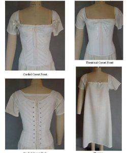 18051840 corded stay  laughing moon  corset pattern