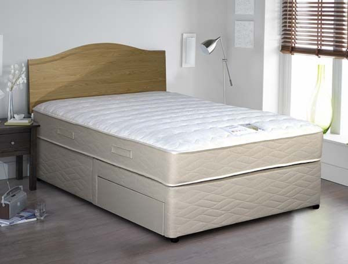 Myers Tranquility Twin Spring Mattress A High Quality That Incorporates With Deep Cushioned Top Has Generous Layers