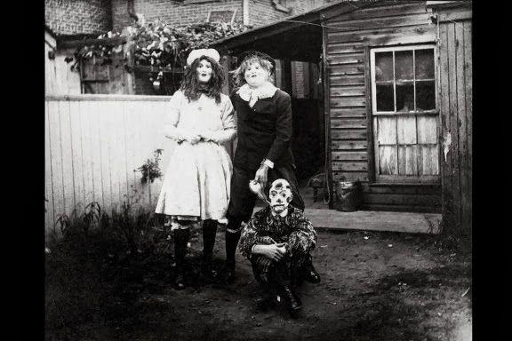 Halloween 1930s  sc 1 st  Pinterest & Halloween 1930s | Vintage Halloween Photos | Pinterest | 1930s ...