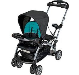 The City Move baby car seat provides a secure spot for baby to join in on your journeys from day one. It securely connects to your favorite Baby Jogger baby stroller to create a baby travel system and can quickly go from city street to taxi, even without an infant car seat foundation, thanks to the taxi-safe gear path. It arrives with an easy-install 6-position flexible base that may be effortlessly set up in your own vehicle with either the integrated push button LATCH or belt lock-off for y...