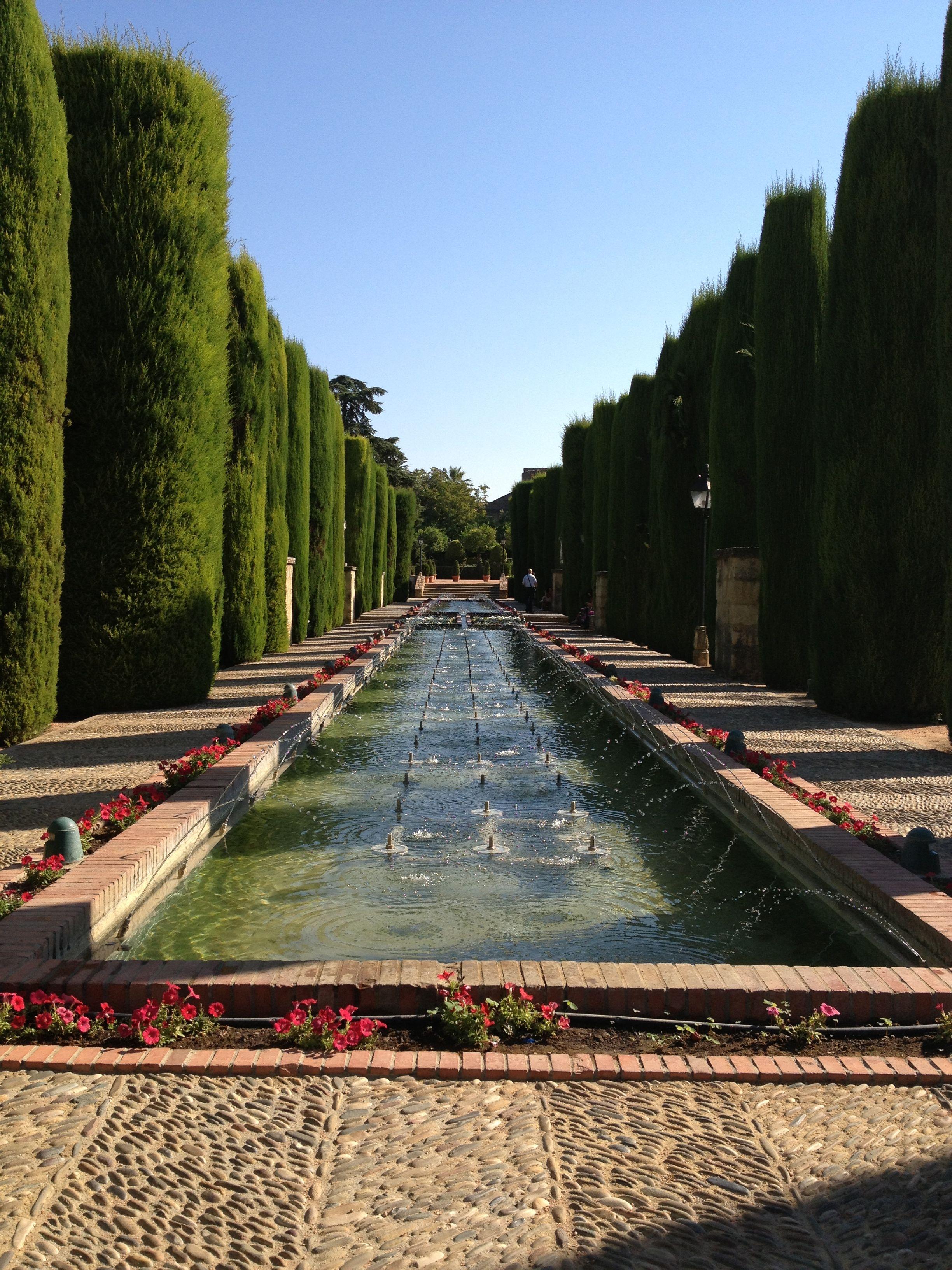 Alcázar de los Reyes Cristianos. Córdoba ( España )