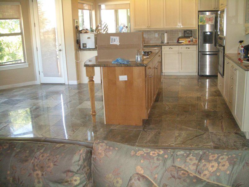 Kitchen Floor Marble marazzi kitchen tile flooring in phoenix az | ktichen gallery