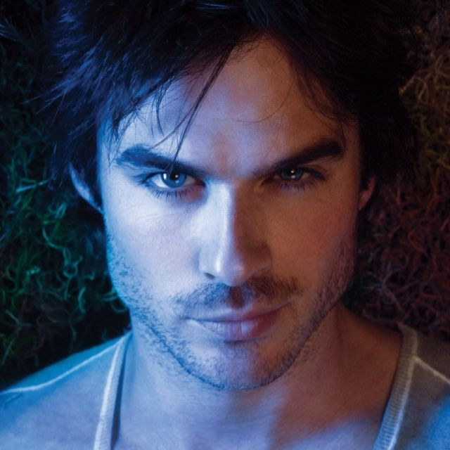 Ian Somerhalder~ Damon from The Vampire Diaries--and HOPEFULLY Christian Gray in Fifty Shades of Grey!!!!!