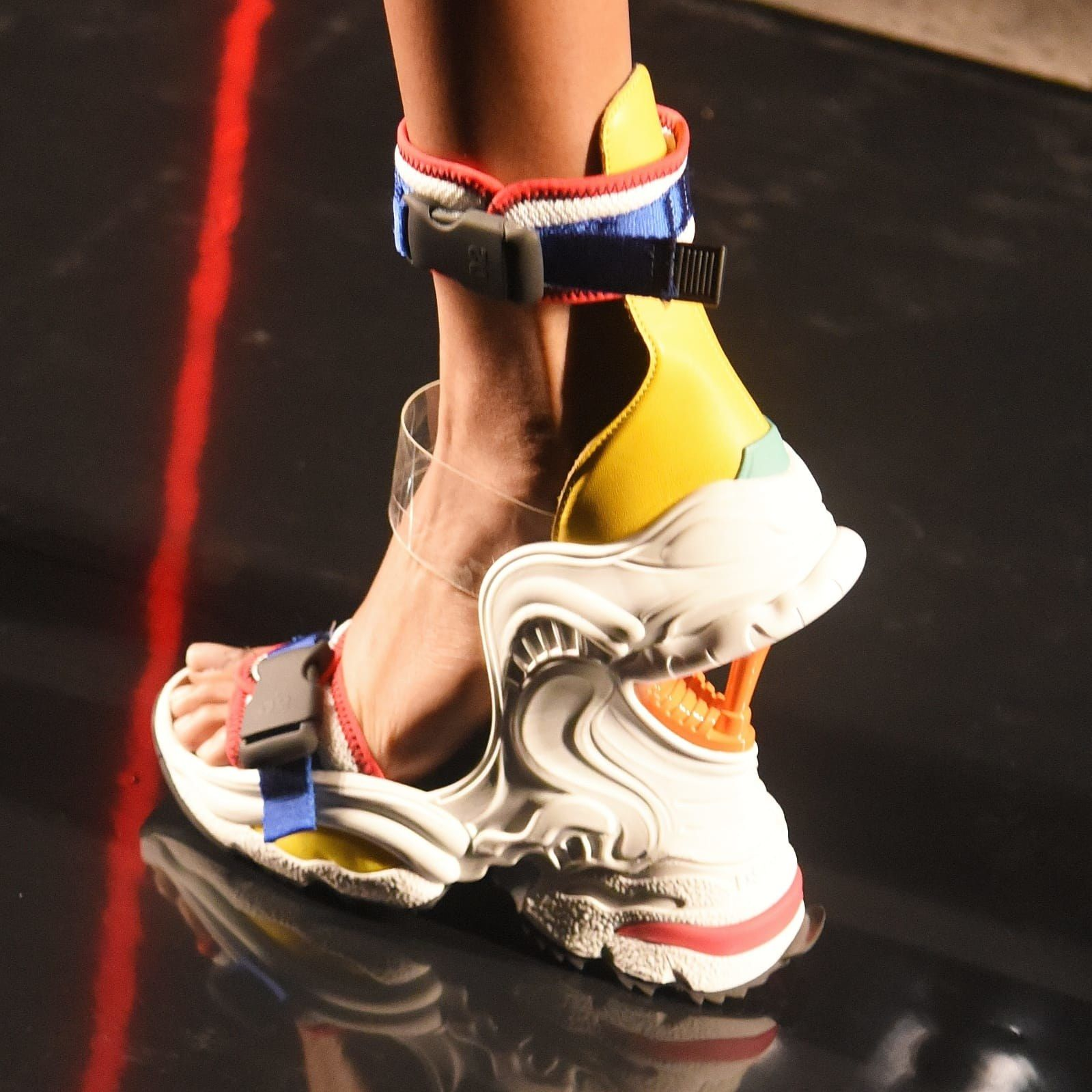 136f57dc9054 Has Dsquared2 Created the Fugliest Shoe of All Time