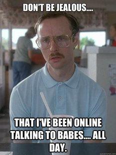 Napoleon dynamite online dating