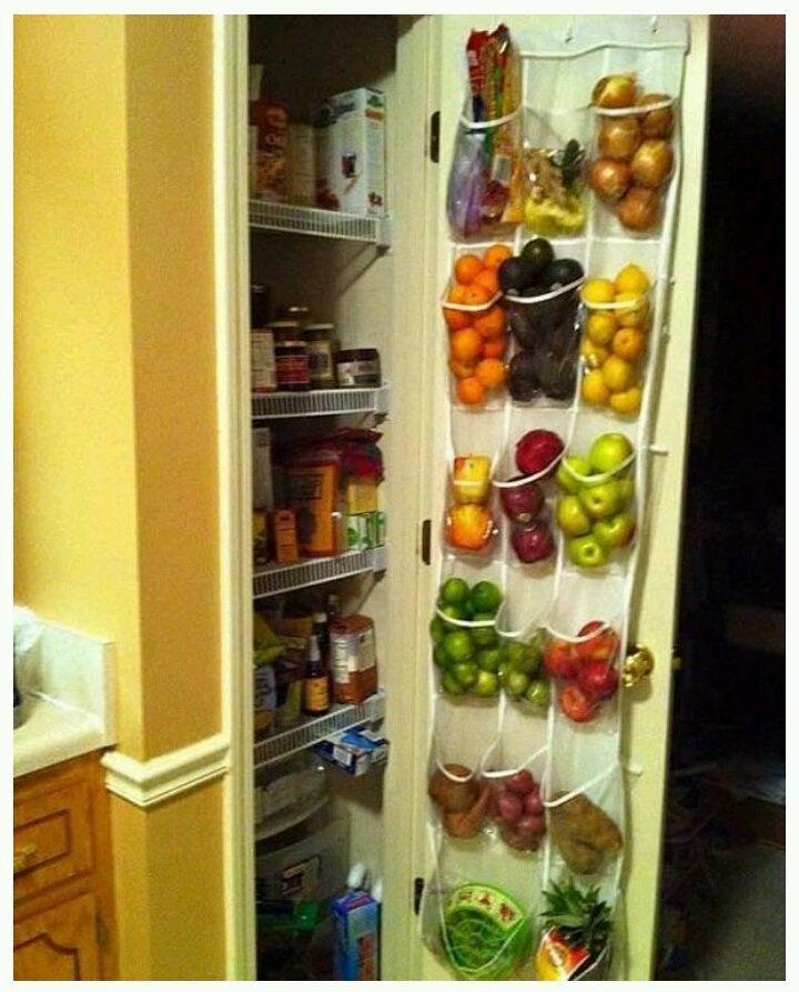 Messy Kitchen Pantry: 11 Best Organization Hacks For Kitchen To Declutter Your