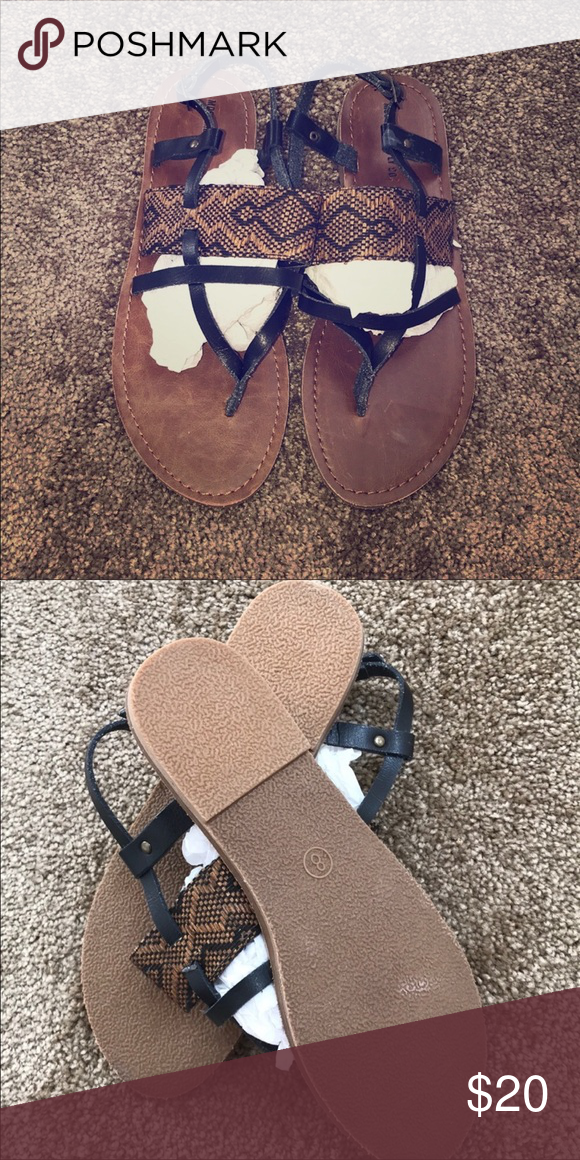 f5d143ce8963 Mossimo Supply Co Sandal Size 8 Super cute sandals from target that are NWOT!  Feel free to make an offer ❤ Mossimo Supply Co. Shoes Sandals