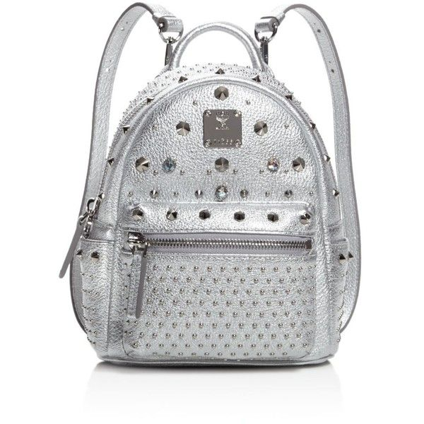 Mcm Extra Mini Special Stark Backpack (317.410 HUF) ❤ liked