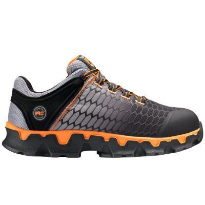 Timberland PRO Powertrain Sport Alloy Toe EH Work Shoe(Men's) -Black/Blue Ripstop Nylon Free Shipping 2018 Newest Outlet Store Sale Online xLSrdjngOP
