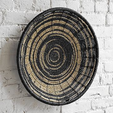 Love To Hang A Collection On The Wall Decorative Bowl Wall Art