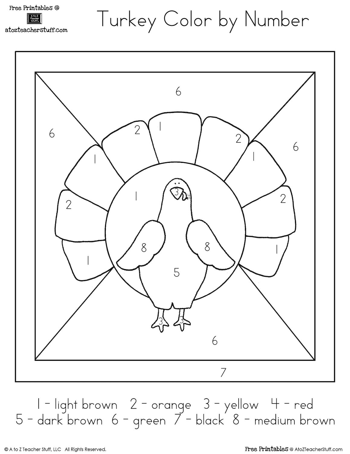 Thanksgiving Coloring Pages | Christmas Coloring Pages | Pinterest