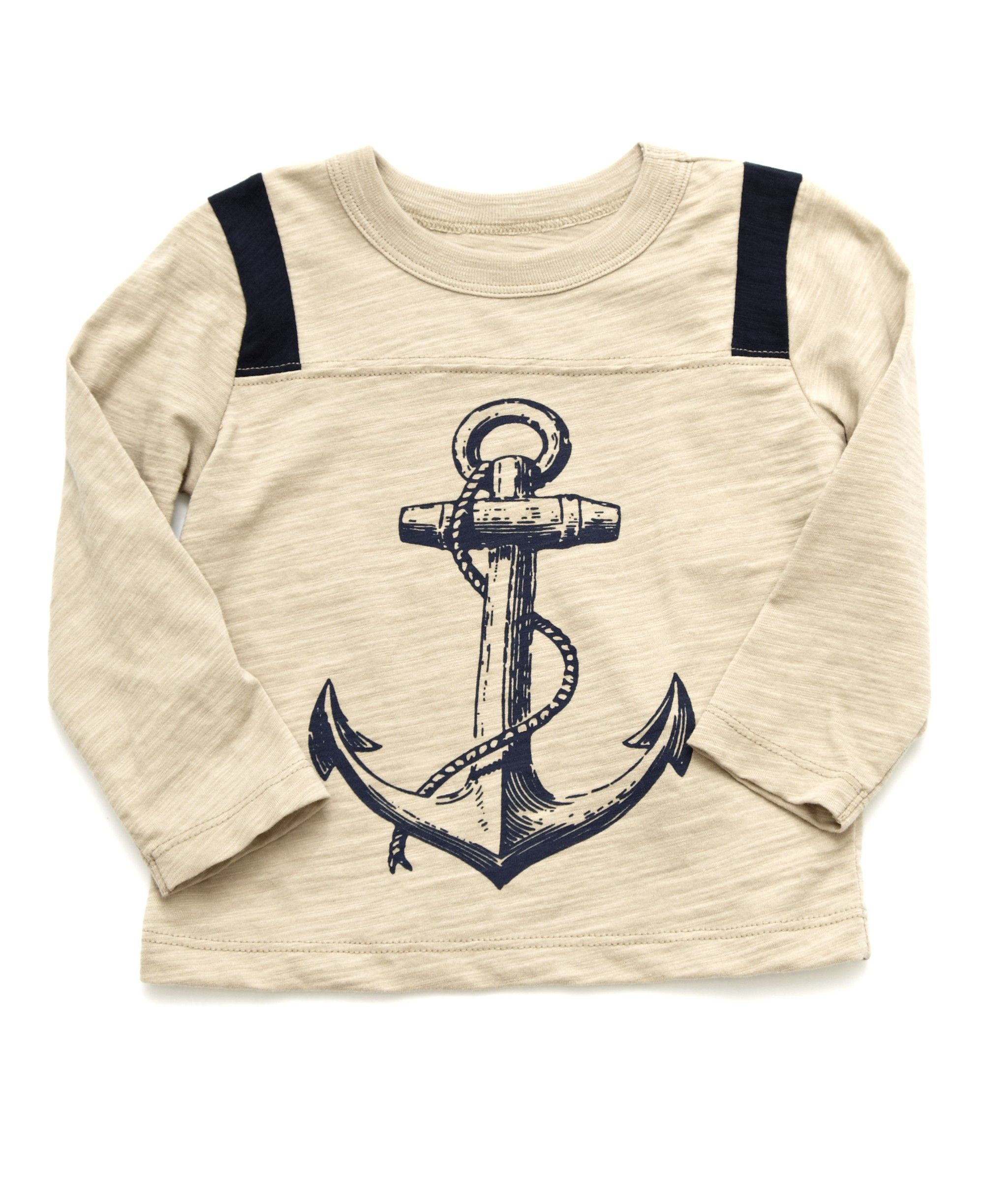 Baby Anchor Jersey Tee